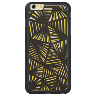 Self-Confident Warmhearted Charming Learned Carved® Maple iPhone 6 Plus Bumper