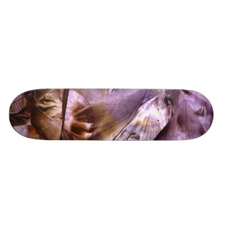 'Self-consciousness glow' skateboard