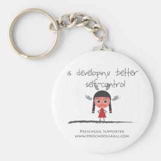self-contorol-girl key chains