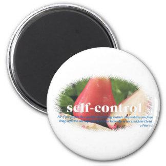 Self Control Fridge Magnets