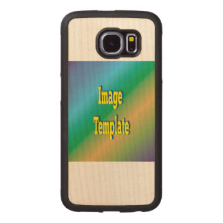 Self Customize Create Your Own Wood Phone Case