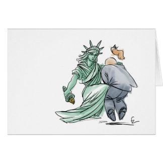 Self-Defence Liberty Card