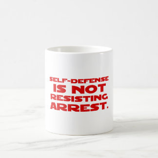 Self-Defense1 Coffee Mug