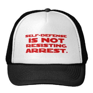Self-Defense1 Trucker Hat