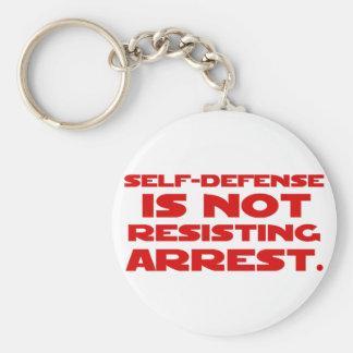 Self-Defense1 Keychain