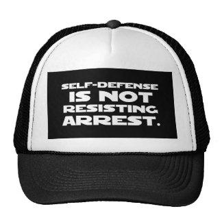 Self-Defense2 Mesh Hat
