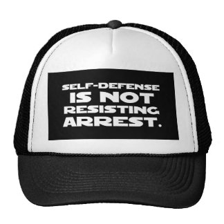 Self-Defense2 Trucker Hat