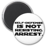 Self-Defense3 Fridge Magnet
