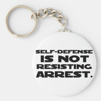 Self-Defense3 Keychain