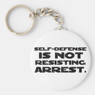 Self-Defense3 Washed Light Key Chains