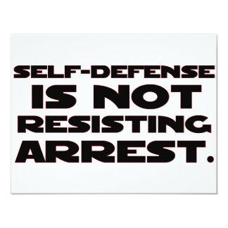 Self-Defense4 Card