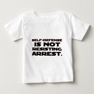 Self-Defense4 Infant T-shirt