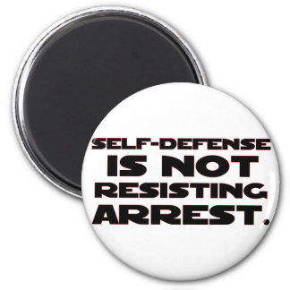Self-Defense4 Magnet