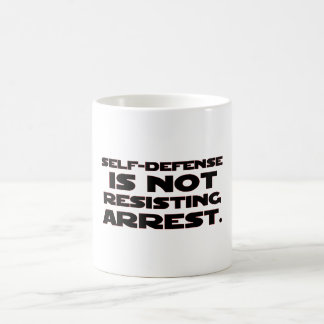 Self-Defense4 Mug