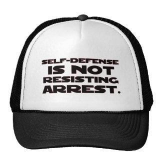 Self-Defense4 Trucker Hat