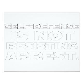 Self-Defense5 Card