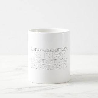 Self-Defense5 Mugs