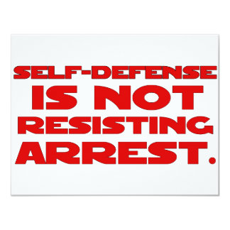 Self-Defense6 Card