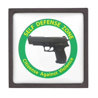 Self Defense Zone-Violence Gift Box