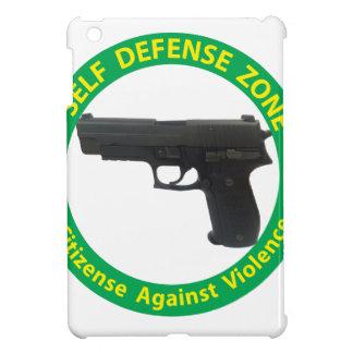 Self Defense Zone-Violence iPad Mini Cover