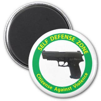 Self Defense Zone-Violence Magnet