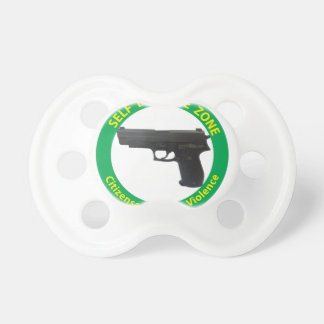 Self Defense Zone-Violence Pacifier