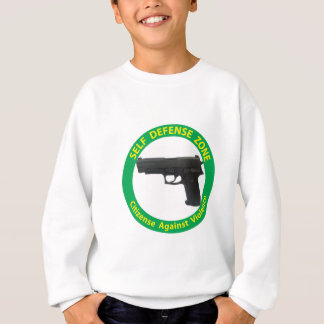 Self Defense Zone-Violence Sweatshirt