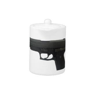 Self Defense Zone-Violence Teapot