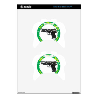 Self Defense Zone-Violence Xbox 360 Controller Decal
