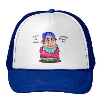 Self-Defensive Gnome Hat