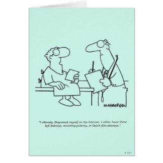 Self-Diagnosis Cards