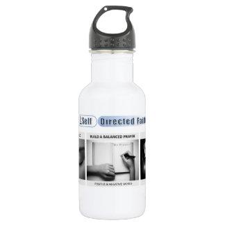 Self Direct Faith - Prayer Manifestation 18oz Water Bottle