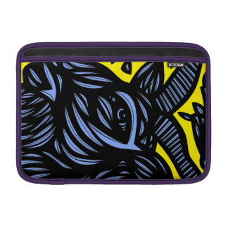Self-Disciplined Passionate Prepared Energized MacBook Air Sleeve