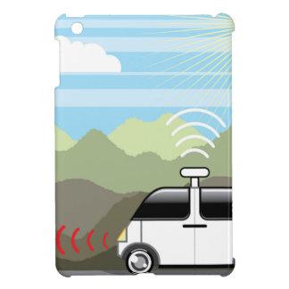 Self-driving car. Driverless car. iPad Mini Cover