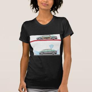 Self-driving Car T-Shirt