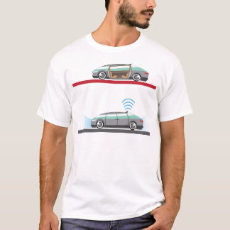 Self-driving Car T-Shirt