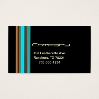 Self Employed business cards