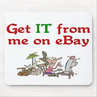Self employed Ebay Mouse Pad