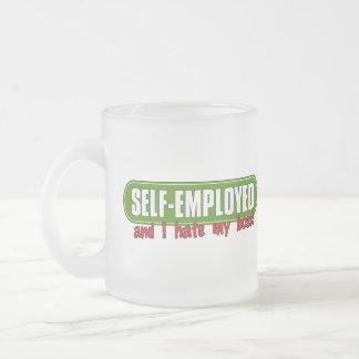 Self Employed Mug