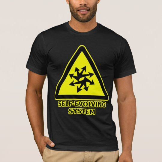 Self-evolving systems T-Shirt