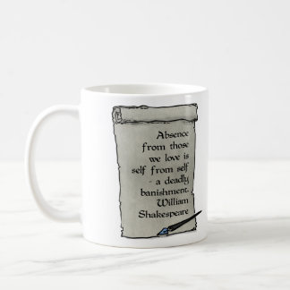 Self From Self Classic White Coffee Mug