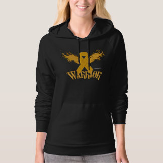 Self-Harm Warrior Ladies Hoodie