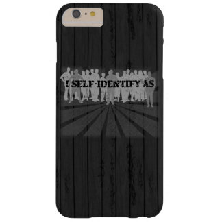 self-identify barely there iPhone 6 plus case