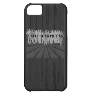 self-identify case for iPhone 5C