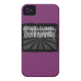 self-identify Case-Mate iPhone 4 case