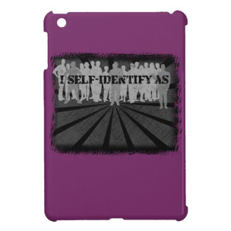 self-identify cover for the iPad mini