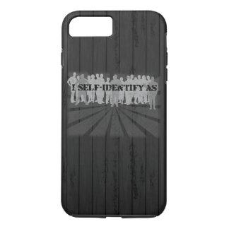 self-identify iPhone 7 plus case