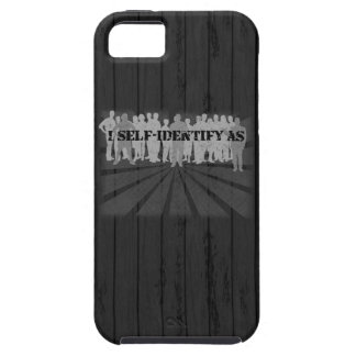 self-identify iPhone SE/5/5s case