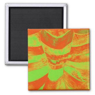 self-image 2 inch square magnet