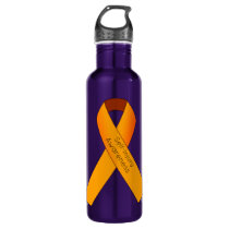 Self-Injury Awareness Water Bottle